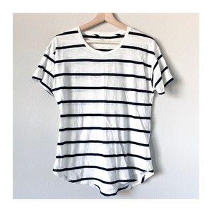 EUC | Madewell | Striped T-Shirt